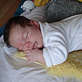 Trousseau de naissance pour notre bébé, pas classique et alors !