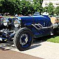 Alvis rennwagen roadster de 1933 (34ème Internationales Oldtimer meeting de Baden-Baden) 02