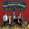 Extraits de l'album rencontre folk, country & western