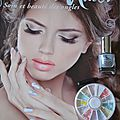 Magazine collection fashion nails 8
