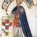 Le Poitou pendant la Guerre de Cent Ans; période du Prince Noir Édouard Plantagenêt