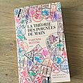 J'ai lu La théorie des poignées de main de Fabienne Betting (<b>Editions</b> Les <b>Escales</b>)