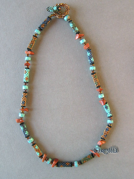 Collier Peyote