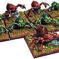 Descent : araignées géantes