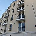 Logements 10 rue de Chatillon