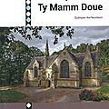 Souscription à la publication la chapelle de ty mamm doue