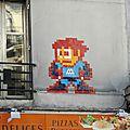La rue ramey à paris (18°), i