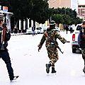 La chute du régime d'El Gueddafi, un an après - Abandonnée à elle-même, la <b>Libye</b> s'installe dans l'instabilité