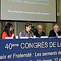 12-13 mai à avignon: 40ème congrès national de la fndirp-