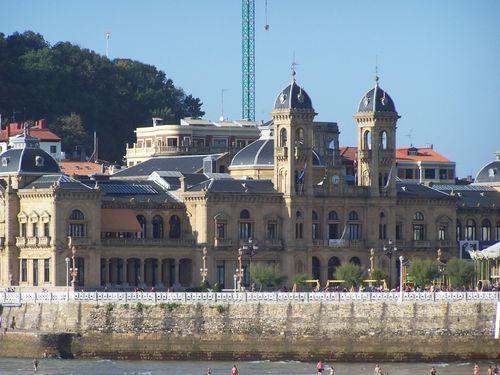 Donostia-Hôtel de Ville