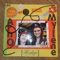 Arno et mylène