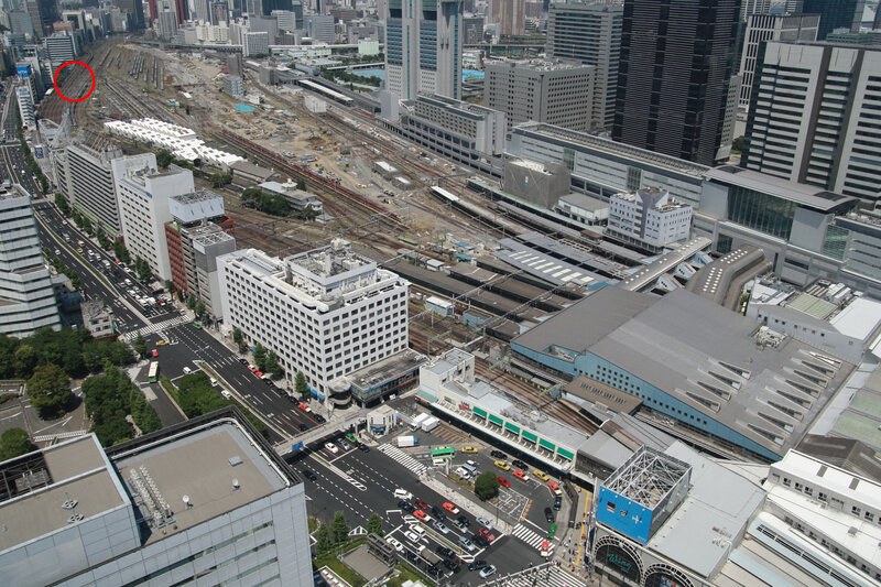 Nouvelle Gare Yamanote