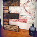 lettre bois deco recycle reclaim wood letters 7