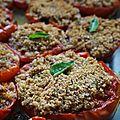 Tomates a la provençale