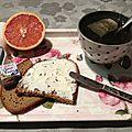 Un petit déjeuner sain et equilibre