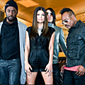 The <b>Black</b> <b>Eyed</b> <b>Peas</b>: un groupe de pop populaire