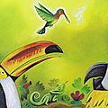 La Légende du <b>Colibri</b>...et sa morale