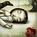 Chef d'oeuvre ! Blanche-Neige - Frères <b>GRIMM</b> - Illustrations Benjamin LACOMBE