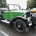 OPEL 4-16 PS Laubfrosch cabriolet 1928 Speyer (1)