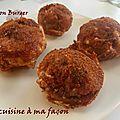 Oignon burger