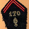 170e RI col d'officier