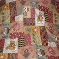 Tissu chiné à fort de france