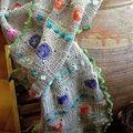 Tuto écharpe potiron - explicaciones de la bufanda de potiron