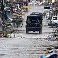 L'armée philippine tue 600 islamistes