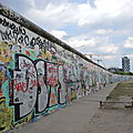 BERLIN, fin de Mur (Allemagne)