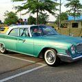 Chrysler windsor 4door sedan de 1961 (Rencard du Burger King juillet 2010) 01