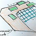 Logement Paris bd Macdonald ARCHI 1