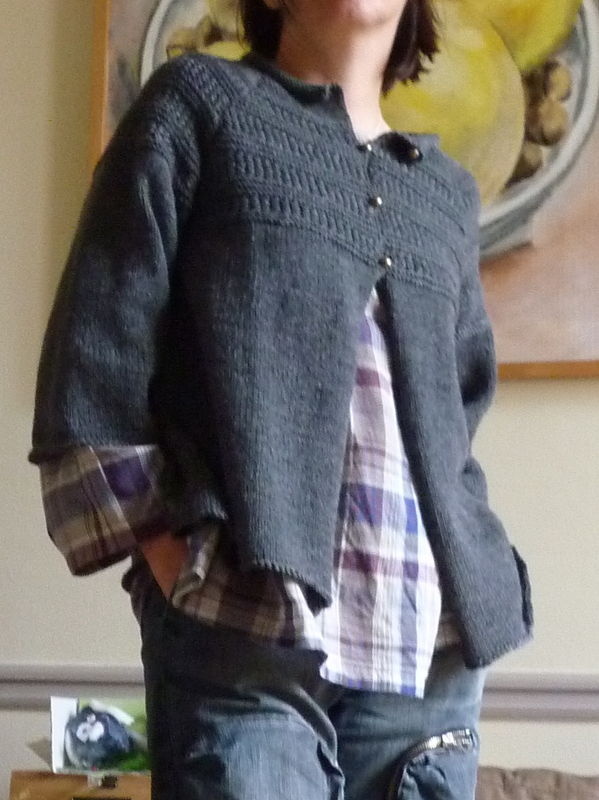 cardigan Pitchoun n° 34