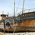 Cimetière Bateaux, Bretagne - C_6656
