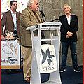 André Viard honoré par la Ville d'<b>Istres</b>