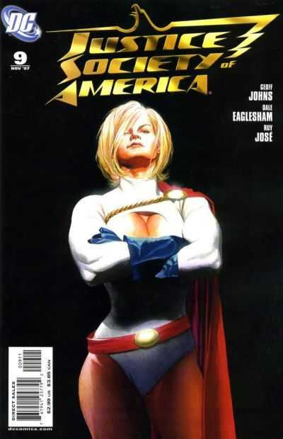 justice society of america 09