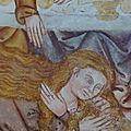 La chapelle saint-vincent de puy-saint-vincent... en un détail