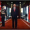Erdogan aux turcs vivant en europe : «ne faites pas trois, mais cinq enfants. vous êtes l'avenir !»