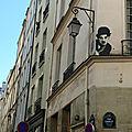 Charlot, rue Charlot