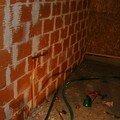 tuyau eau chaude cellier