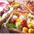 le 3ème concours de charaben bento de <b>Sanrio</b>