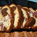 Cake aux figues et gesiers