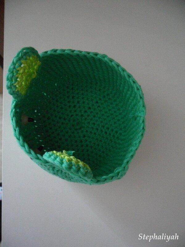 Panière crochet - 3