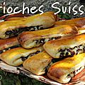 ~~ brioches suisses ~~