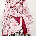 Kimono Steampunk by My Oppa
