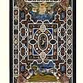 An italian pietra dura and hardstone inlaid table top, florence, from the grand ducal workshops, circa 1620- 1630