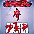 Akira - 1988 (2019, dans un Tokyo post-atomique...)