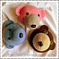 Tetes d'ours