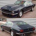 ASTON MARTIN - V8 Saloon Série 3 - 1975