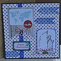 Carte anniversaire by auria