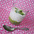 Cuisine: les graines de chia pour un petit déjeuner parfait